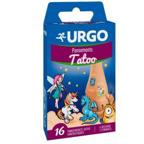 Urgo Pansements Tatoo pour enfants - 16 pansements